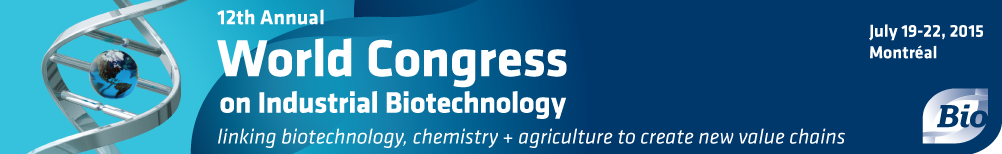 World Congress on Industrial Biotechnology 2015